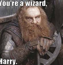 Wizard Memes - image 120276 you re a wizard harry know your meme