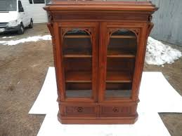 Barrister Bookcases With Glass Doors Bookcase Vintage Bookcase With Glass Doors Antique Bookcase With