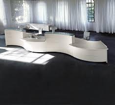 Reception Desks Ireland by Luna Reception Desks From Sinetica Industries Architonic