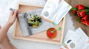 Teh Detox khasiat teh detox dan menu makanan sehat dalam membentuk tubuh ideal