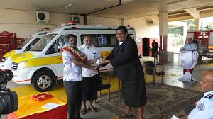 government funded new vehicles for nfa national fire authority