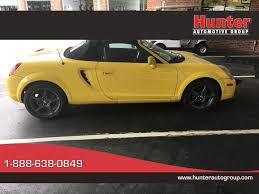 lexus hendersonville nc yellow toyota mr2 for sale used cars on buysellsearch