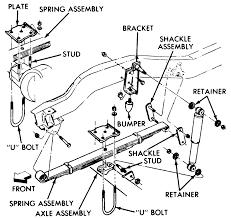 repair guides front suspension leaf springs autozone com