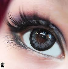 light grey contact lenses makeup with grey circle lenses by askuniqso on deviantart