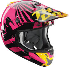 pink motocross helmets thor motocross helmets online here 100 high quality guarantee