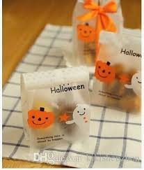 Halloween Gift Wrap - new arrival halloween party gift wrap favor bags cookie bags