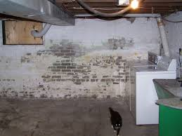 efflorescence in basement remodel interior planning house ideas