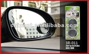 Motorhome Blind Spot Mirror Car Rearview Mirror Side Small Round Mirror Blind Spot Mirror