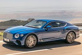 bentley ghost coupe 2019 bentley continental gt first look motor trend