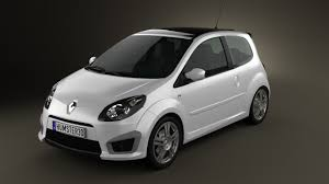 renault twingo 1 360 view of renault twingo rs 2008 3d model hum3d store