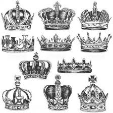 resultado de imagem para celtic crown tattoos piercings