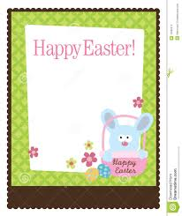 8 5x11 easter flyer template stock vector image 10325272