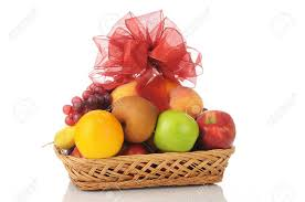 fruit gift fruit gift basket stock photos royalty free fruit gift basket