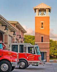 giddings volunteer fire department station no 1 brinkley
