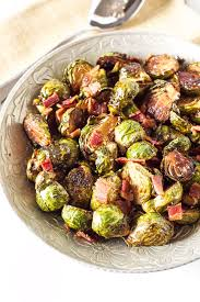 balsamic maple roasted brussels sprouts with bacon recipe runner