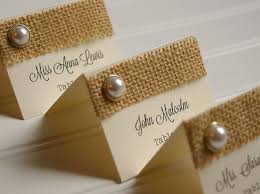 modern table numbers kraft place cards rustic chic wedding wedding table decor