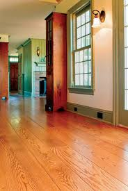 Pioneer Laminate Flooring The History Of Wood Flooring Old House Restoration Products