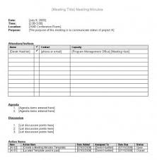 meeting minutes templates free meeting minutes template derek huether
