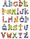 Ξύλινα Γράμματα - Διακοσμητικά τοίχου