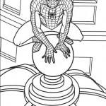 extraordinary good spiderman color sheets wallpapers remarkable