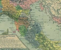 Renaissance Italy Map by Florence U2013 Ex Urbe
