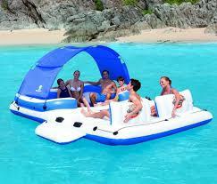 canap gonflable piscine canapé île gonflable pour piscine bestway