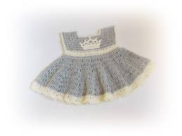 crochet prinsses baby dress gray baby dress newborn dresses