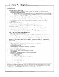 Dancer Resume Template Best Excuses For Not Doing Homework Fight Club Essay Consumerism