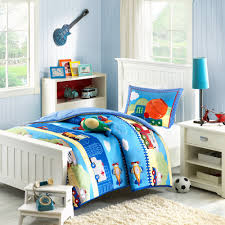 zone kids truck zone comforter set