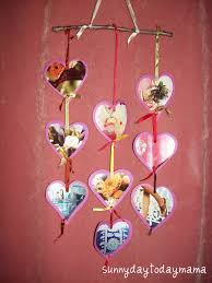 sunnydaytodaymama valentine u0027s day crafts and a heart for our babies