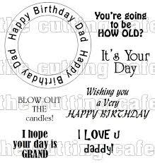 happy birthday cards for dad u2013 gangcraft net