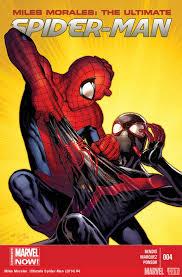 comic review miles morales ultimate spider man 4 kabooooom