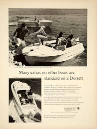 1962 ad vintage dorsett speed boats 15 u0027 belmont 19 u0027 san juan