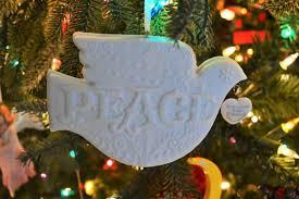 giveaway hallmark keepsake ornament peace us ends 1 16