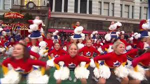 parade coverage varsity spirit in the macy s thanksgiving day