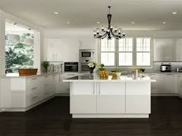 style de cuisine moderne awesome cuisine moderne blanche et bois 11 leroy merlin cuisine