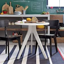 Adjustable Bistro Table Tripod Table West Elm