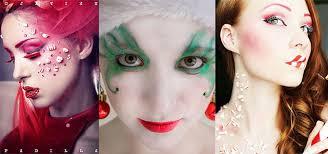 15 christmas eve fantasy makeup looks styles u0026 ideas for girls