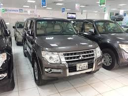 mitsubishi pajero 2016 white carmax كارماكس carmax kuwait certified cars in kuwait used