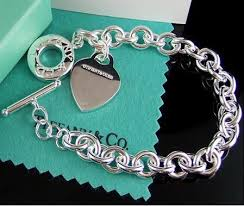 bracelet tiffany heart tag images Tiffany outlet tiffany co plain heart tag toggle link jpg