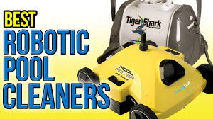 Best Swimming Pool Cleaner 7 Best Robotic Pool Cleaners 2016 Youtube
