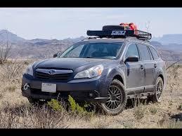 Subaru Outback Off Road Youtube