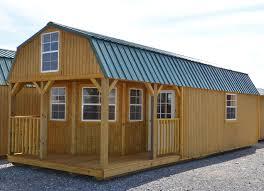 derksen building floor plans best of deluxe lofted barn 16x40 cabin gallery derksen portable buildings tiny houses