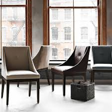 Modern Leather Dining Room Chairs Upholstered Dining Chair Modern Upholstered Dining Room Chairs