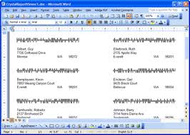 how to create and print avery address labels with usps onecode 4