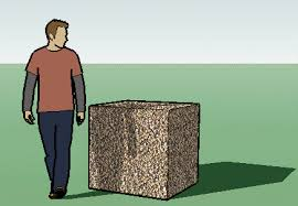 How To Calculate Cubic Yards Of Gravel A Cubic Yard Of Gravel Math Central