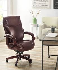 High Boy Chairs Amazon Com La Z Boy Hyland Executive Bonded Leather Office Chair