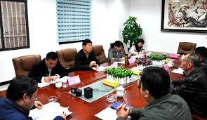 bureau notarial li jingqiang deputy director to anshun city to oversee the reform