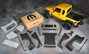 mopar u0027s jk 8 kit converts your jeep wrangler unlimited to a pickup