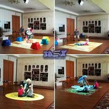 Interior Design Games For Kids Interactive Floor Projector Games New Life For Your Kids